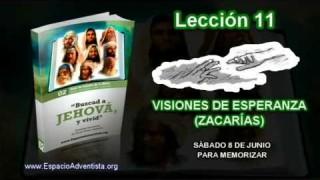 Lección 11   Sábado 8 de junio 2013   Para memorizar   Escuela Sabática 2013