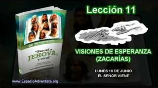 Lección 11   Lunes 10 de junio 2013   El Señor viene   Escuela Sabática 2013