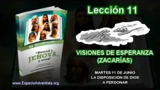Lección 11   Martes 11 de junio 2013   La disposición de Dios a perdonar   Escuela Sabática 2013