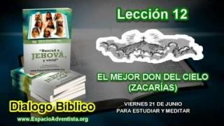 Dialogo Bíblico   Viernes 21 de junio 2013   Para estudiar y meditar