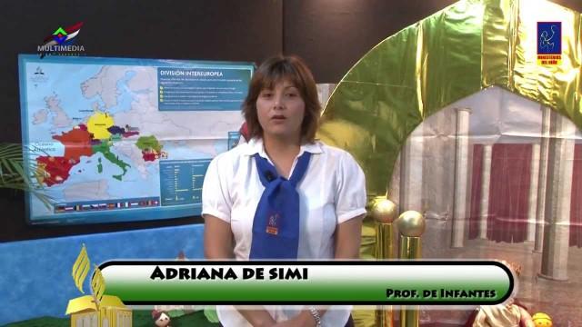 Infantes – Pretrimestral 3er Trimestre 2013