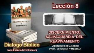 Dialogo Bíblico | Viernes 23 de agosto 2013 | Para estudiar y meditar
