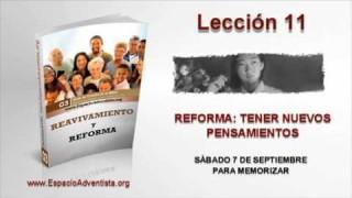 Lección 11 | Sábado 7 de septiembre 2013 | Para memorizar