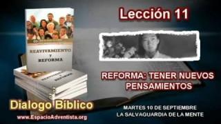 Dialogo Bíblico | Martes 10 de septiembre 2013 | La salvaguardia de la mente