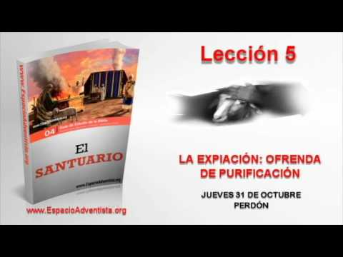 Lección 5 | Jueves 31 de octubre 2013 | Perdón