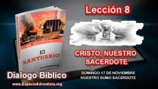 Dialogo Bíblico   Domingo 17 de noviembre 2013   Nuestro Sumo Sacerdote