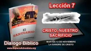 Dialogo Bíblico | Martes 12 de noviembre 2013 | La sangre de Cristo