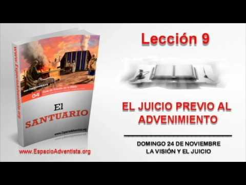 Lección 9 | Domingo 24 de noviembre 2013 | La visión y el Juicio