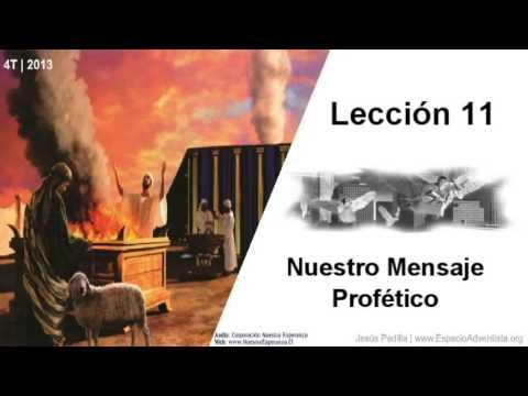 Lección 11   Lunes 9 de diciembre 2013   ¡Temed a Dios!