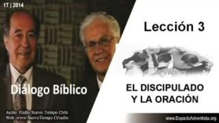 Diálogo Bíblico   Lunes 13 de enero 2014   Tiempo para orar