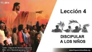 Lección 4 | Martes 21 de enero 2014 | Sanó a niños