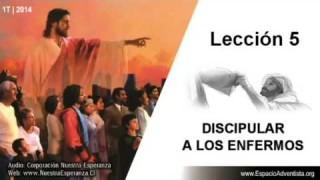 Lección 5 | Jueves 30 de enero 2014 | El legado de curación de Jesús