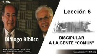 Diálogo Bíblico | Domingo 2 de febrero 2014 | Comienzos humildes