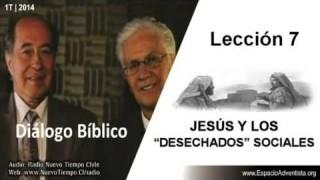 Dialogo Bíblico – Domingo 9 de febrero 2014 – Los que viven abajo