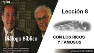 Diálogo Bíblico | Miércoles 19 de febrero 2014 | Mensaje enchapado en oro