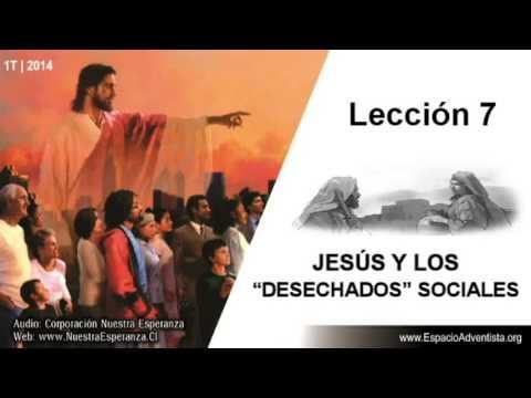 Lección 7   Jueves 13 de febrero 2014   Publicanos y pecadores