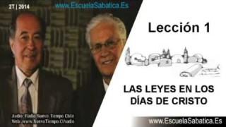 Dialogo Bíblico | Martes 1 de abril 2014 | Las Leyes ceremoniales de Moisés | Escuela Sabática 2014