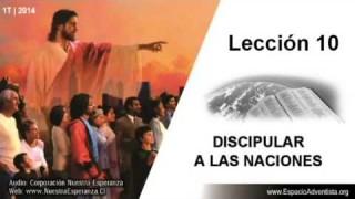 Lección 10 | Lunes 3 de marzo 2014 | ¡Ay de ti!