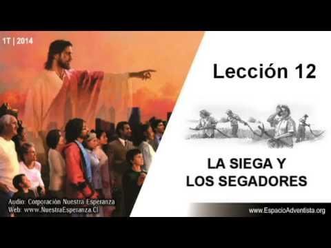 Lección 12   Lunes 17 de marzo 2014   Cuando Jesús estimuló la paciencia   Escuela Sabática