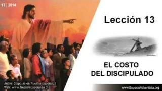 Lección 13 | Jueves 27 de marzo 2014 | Una mejor resurrección | Escuela Sabática