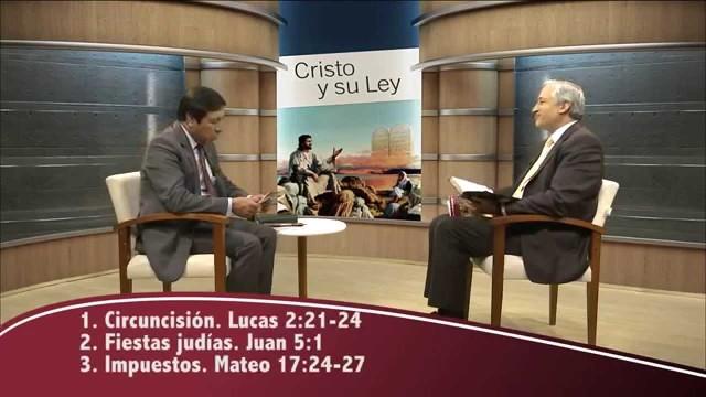 Lección 2 | Cristo y la Ley de Moisés 2º Trim/2014 — Escuela Sabática | Iglesia Adventista