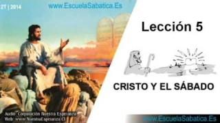Lección 5 | Martes 29 de abril 2014 | Tiempo para el regocijo (Mar. 2:27, 28)