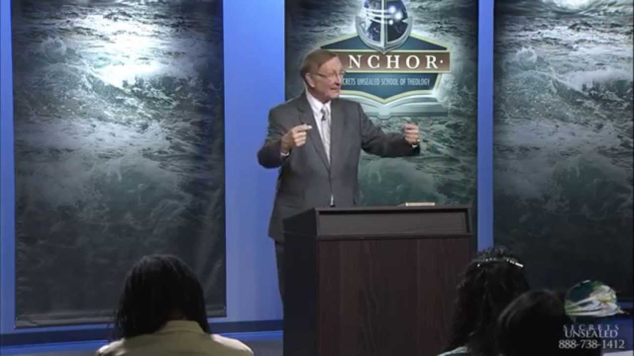04/12 – Impacto Profético – Pastor Esteban Bohr – Secrets Unsealed Anchor School of Theology