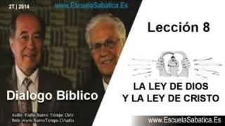 Dialogo Bíblico | Jueves 22 de mayo 2014 | Ley y Juicio (Juan 5:30) | Escuela Sabática