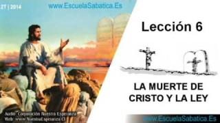 Lección 6 | Domingo 4 de mayo 2014 | Muertos a la ley (Rom. 7:1-6)