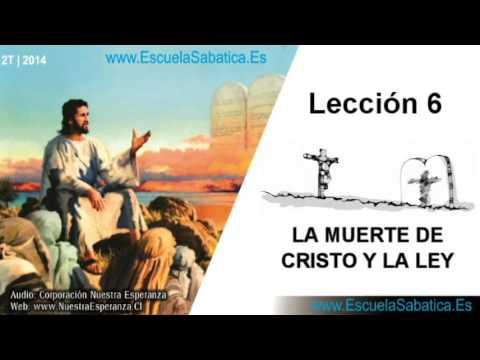 Lección 6   Domingo 4 de mayo 2014   Muertos a la ley (Rom. 7:1-6)
