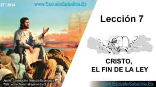 Lección 7 | Lunes 12 de mayo 2014 | La Ley y la gracia (Rom. 6:15-23)