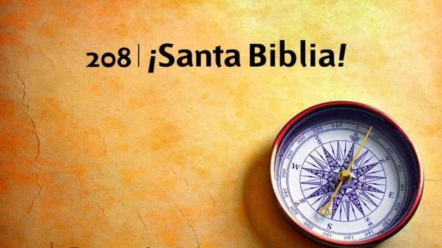 Himno 208 | ¡Santa Biblia! | Himnario Adventista