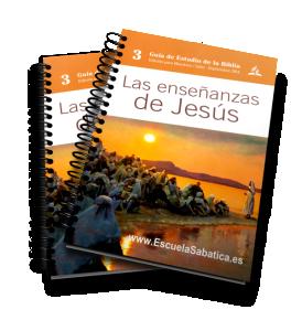 Folleto Adultos - Tercer trimestre 2014 - Las enseñanzas de Jesús - Escuela Sabática