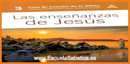 Lección 12   El sábado enseñaré   Muerte y resurrección   Escuela Sabática