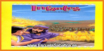 Lección 12   Infantes   El hacha que flotó   Escuela Sabática Menores