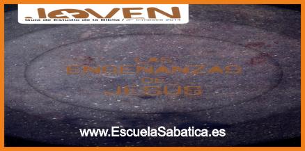 Lección 12   Joven   Muerte y resurrección   Escuela Sabática Tercer trimestre 2014