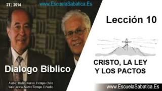 Dialogo Bíblico | Martes 3 de junio 2014 | Las tablas del Pacto | Escuela Sabática