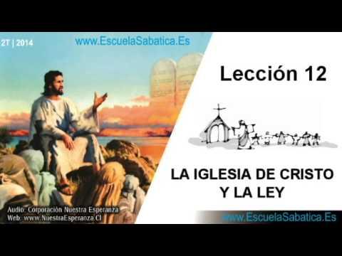 Lección 12   Martes 17 de junio 2014   De Abraham a Moisés   Escuela Sabática