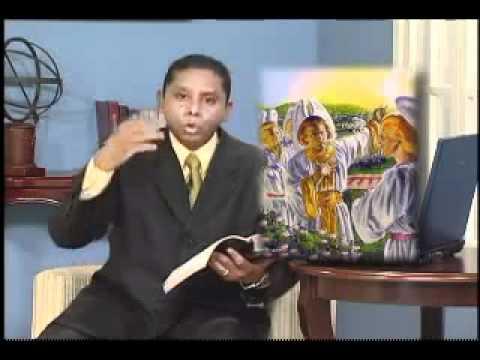 2   Los Simbolos de las profecias   EL GRAN CONFLICTO   Pr. Luís Gonçalves