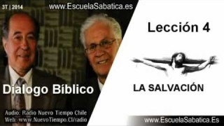 Dialogo Bíblico | Martes 22 de julio 2014 | La Salvación requirió la muerte de Cristo