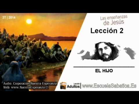 Lección 2   Viernes 11 de julio 2014   Para estudiar y meditar   Escuela Sabática