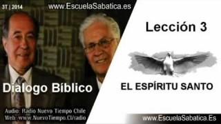 Resumen Semanal | Dialogo Bíblico | Lección 3 | El Espíritu Santo | Escuela Sabática