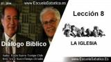 Dialogo Bíblico | Domingo 17 de agosto 2014 | El fundamento de la Iglesia | Escuela Sabática