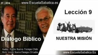 Dialogo Bíblico   Domingo 24 de agosto 2014   Ser la luz del mundo   Escuela Sabática