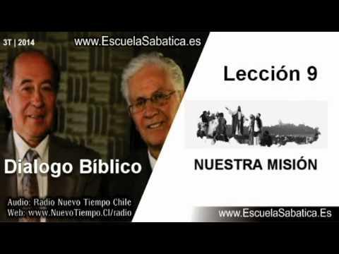 Dialogo Bíblico | Jueves 28 de agosto 2014 | Predicar el Evangelio | Escuela Sabática