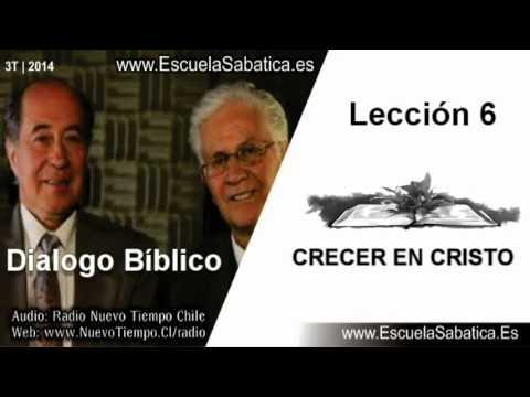 Dialogo Bíblico | Lunes 4 de agosto 2014 | La nueva vida en Cristo | Escuela Sabática