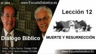 Dialogo Bíblico | Jueves 18 de septiembre 2014 | Jesús conquistó la muerte