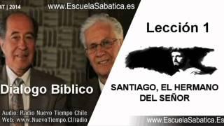 Dialogo Bíblico   Jueves 2 de octubre 2014   Santiago y Jesús   Escuela Sabática