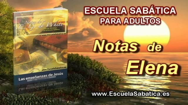Notas de Elena   Domingo 21 de septiembre 2014   La promesa   Escuela Sabática