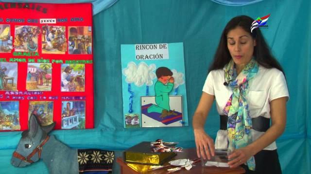 Video Infantes | Pre trimestral Cuarto trimestre 2014 | Escuela Sabática | División Menores